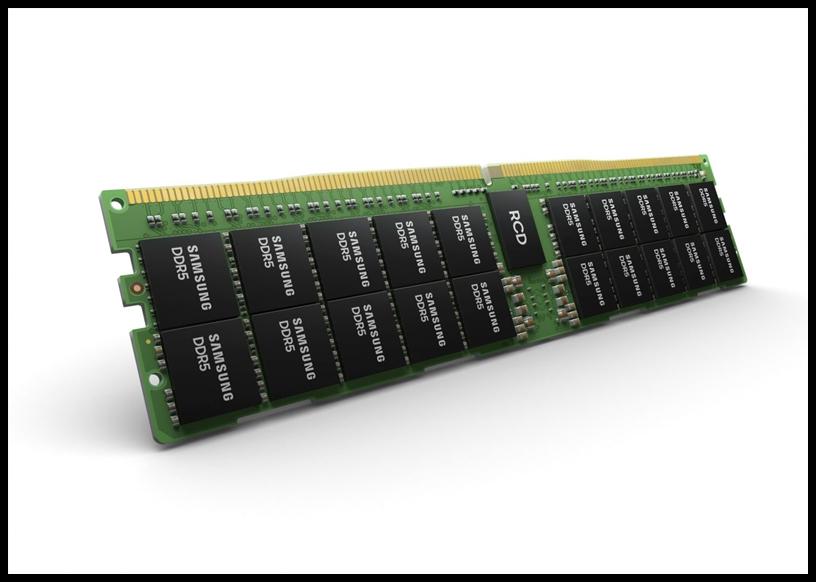 Samsung RAM DDR5