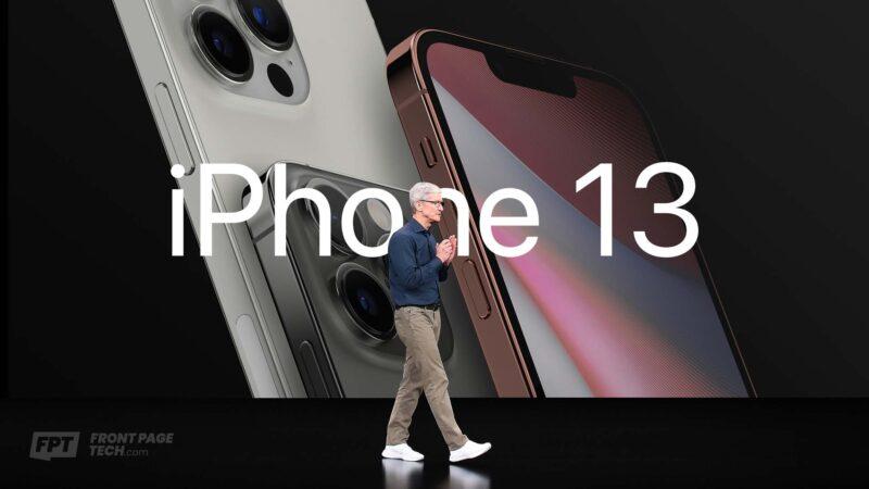 iPhone13วางจำหน่าย